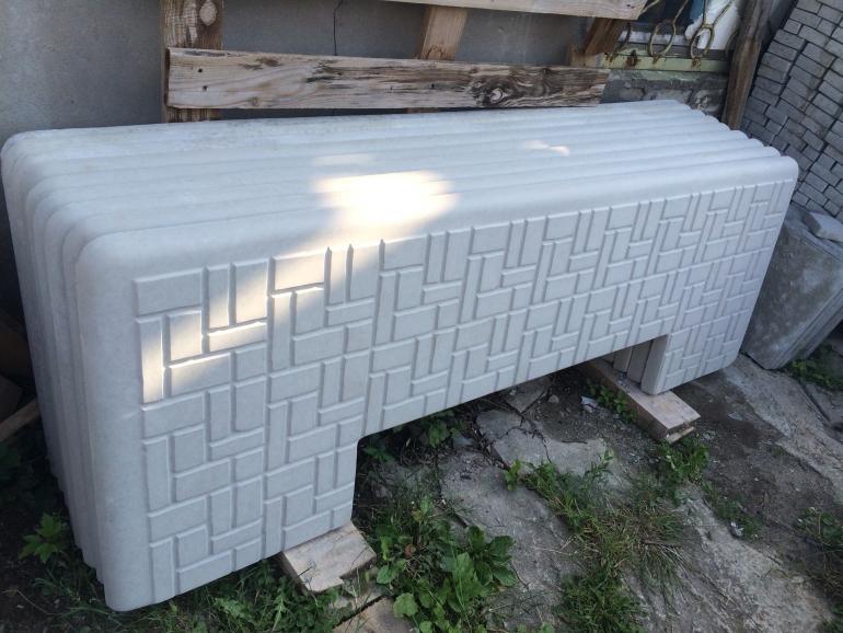 Тротуарная плитка Могильная плита